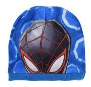 ČEPICE SPIDERMAN rh 4068 modrý lem