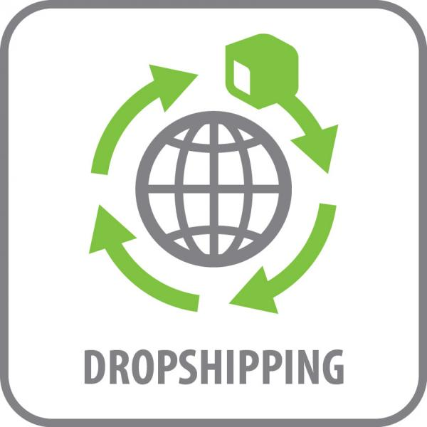 Dropshipping kurýr - doručení na adresu ČR