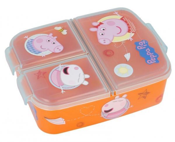 MULTI BOX NA SVAČINU PEPPA PIG