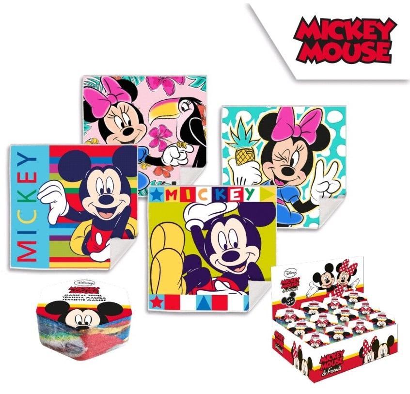 BOX 36 KS MAGICKÝ RUČNÍK MICKEY - MINNIE