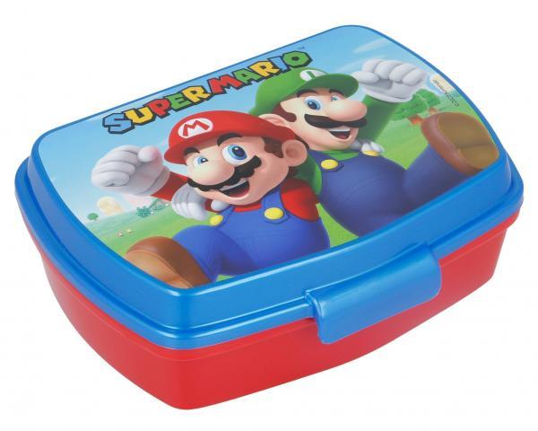 BOX NA SVAČINU SUPER MARIO