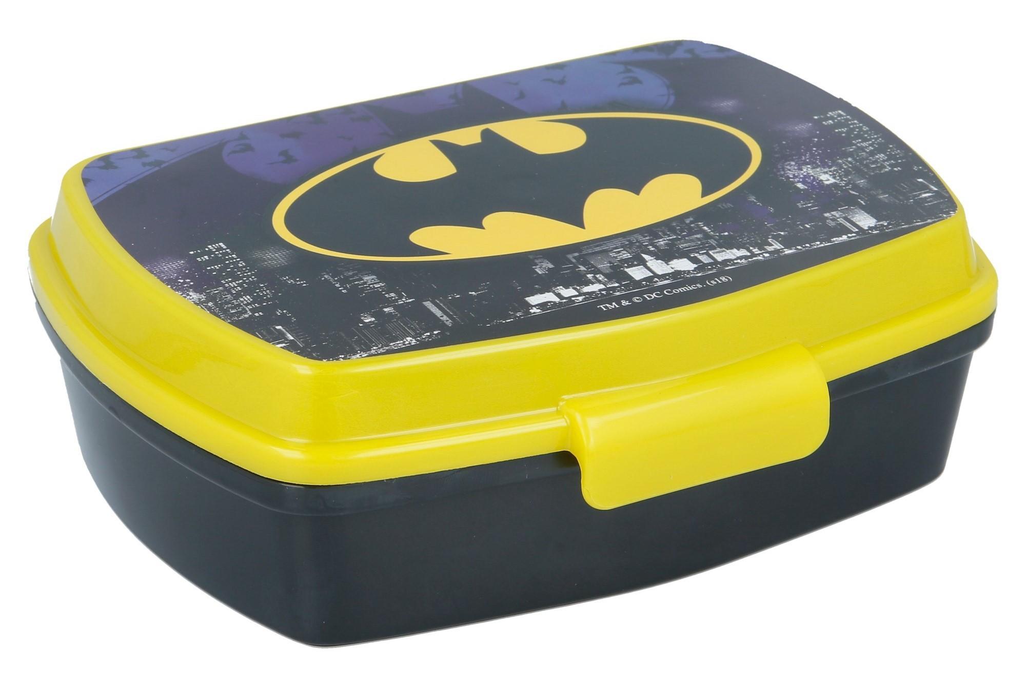 BOX NA SVAČINU BATMAN