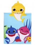PONČO BABY SHARK