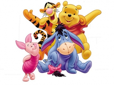 Medvídek Pú a jeho přátelé